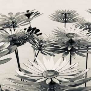 Blomster Spidsbladet XL