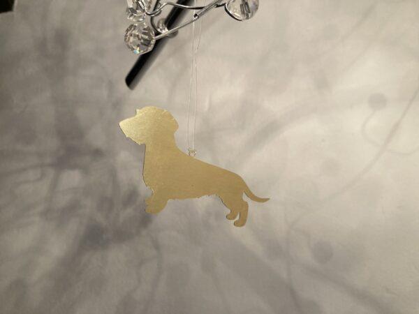 Gravhund Ruhåret