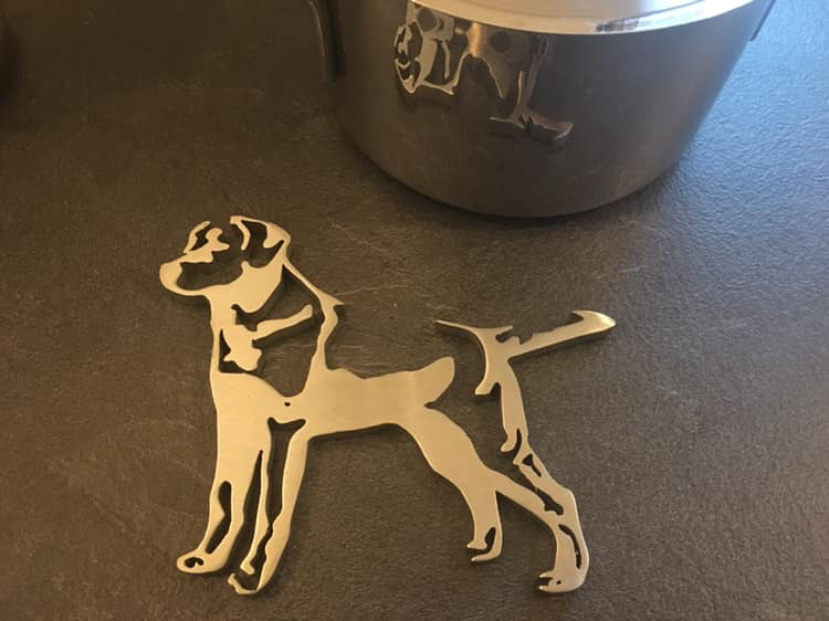 Bordskåner Labrador