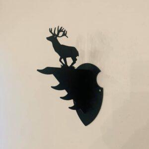 Springende hjort Alla vildt