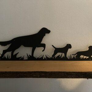 Hunde på tur