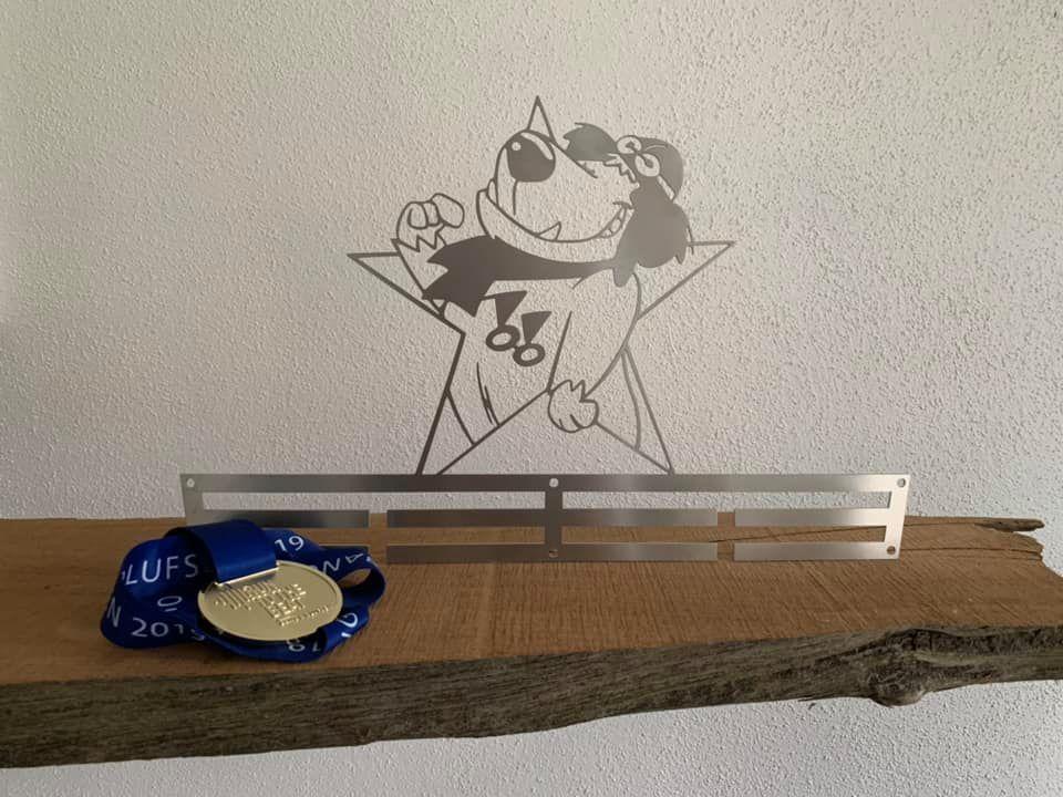 Medalje ophæng Hund