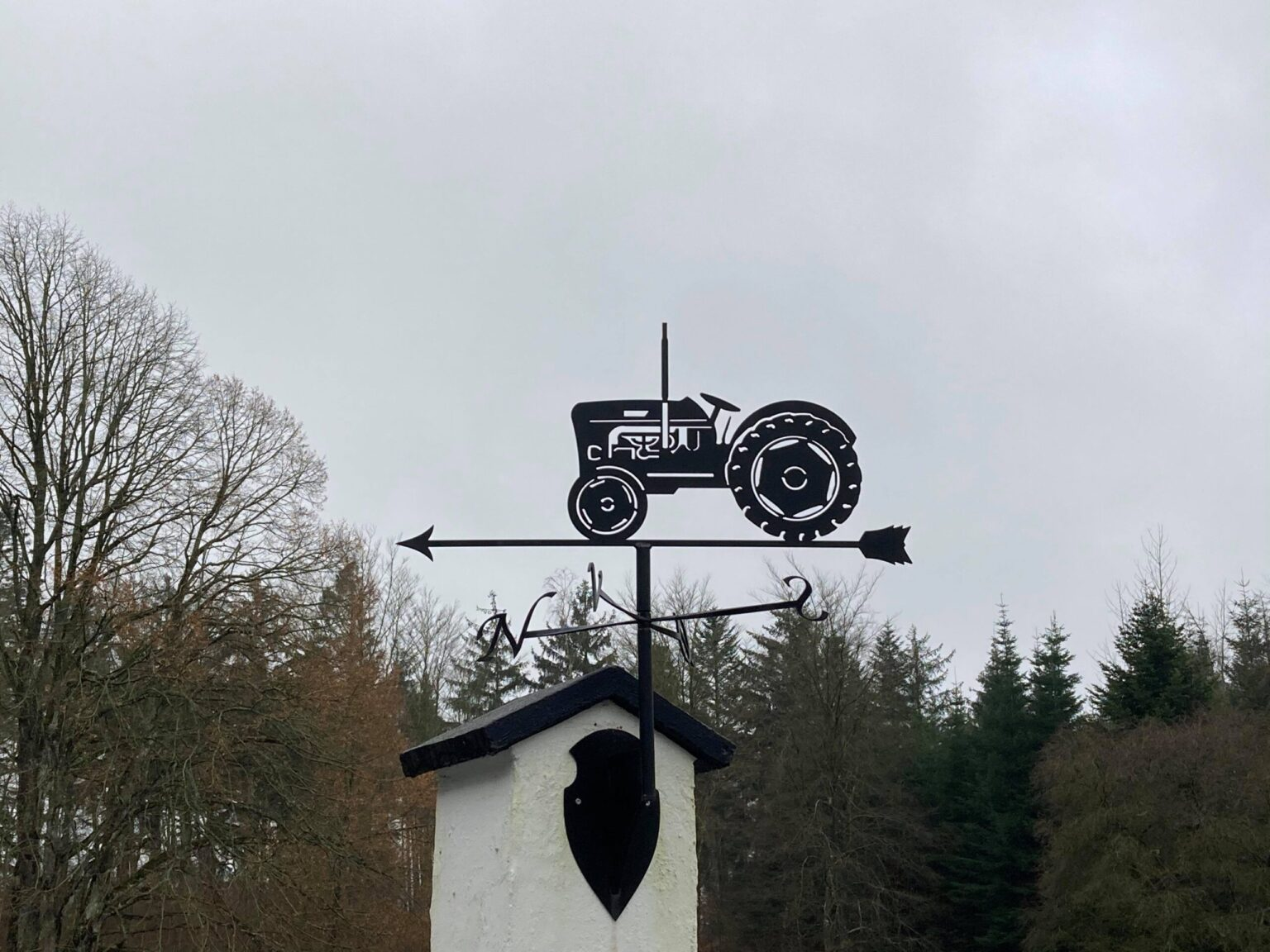 Traktor Fiat 411