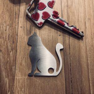 Nøglering Kat